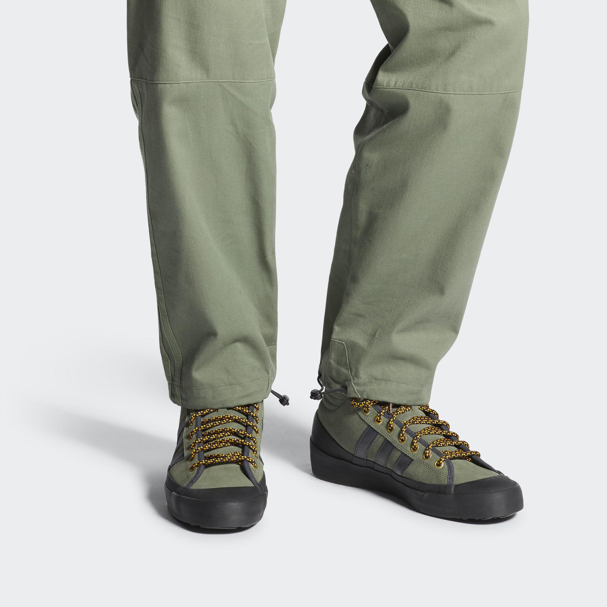 Кеды Matchcourt High RX3 B27961 Adidas