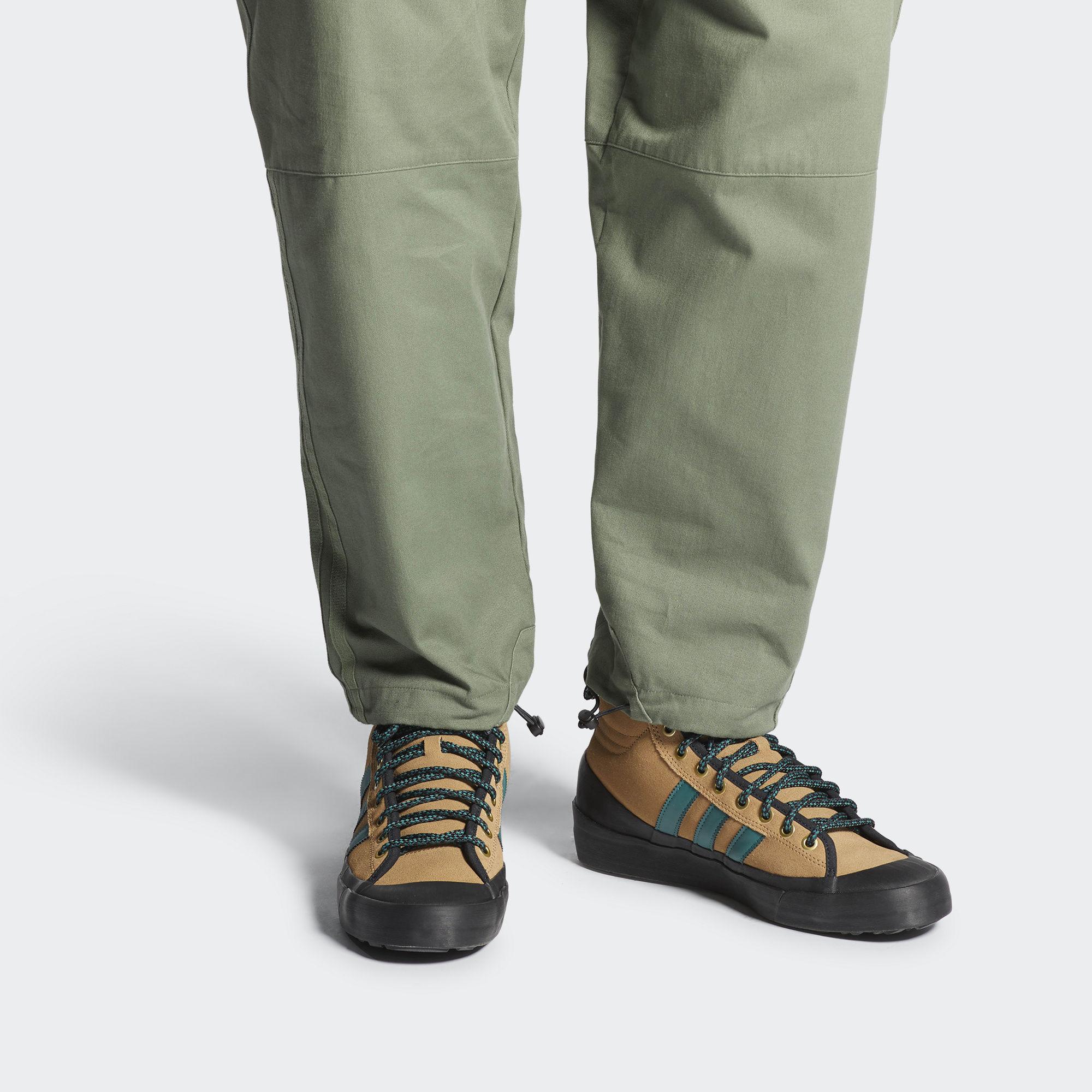 Кеды Matchcourt High RX3 B27962 Adidas