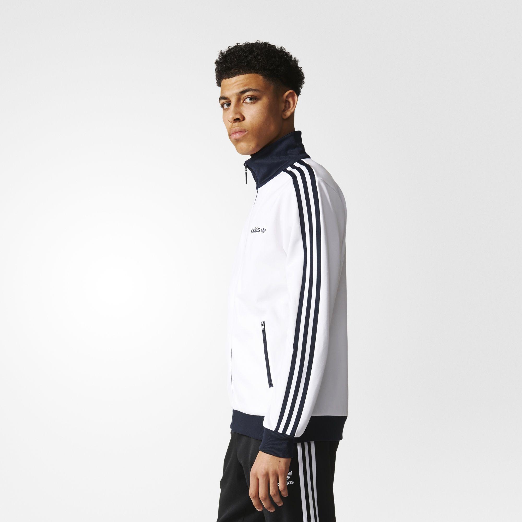 tenis Fructífero mil millones  Олимпийка Beckenbauer M BR2296 Adidas Originals - Украина | ONETEAM.COM.UA