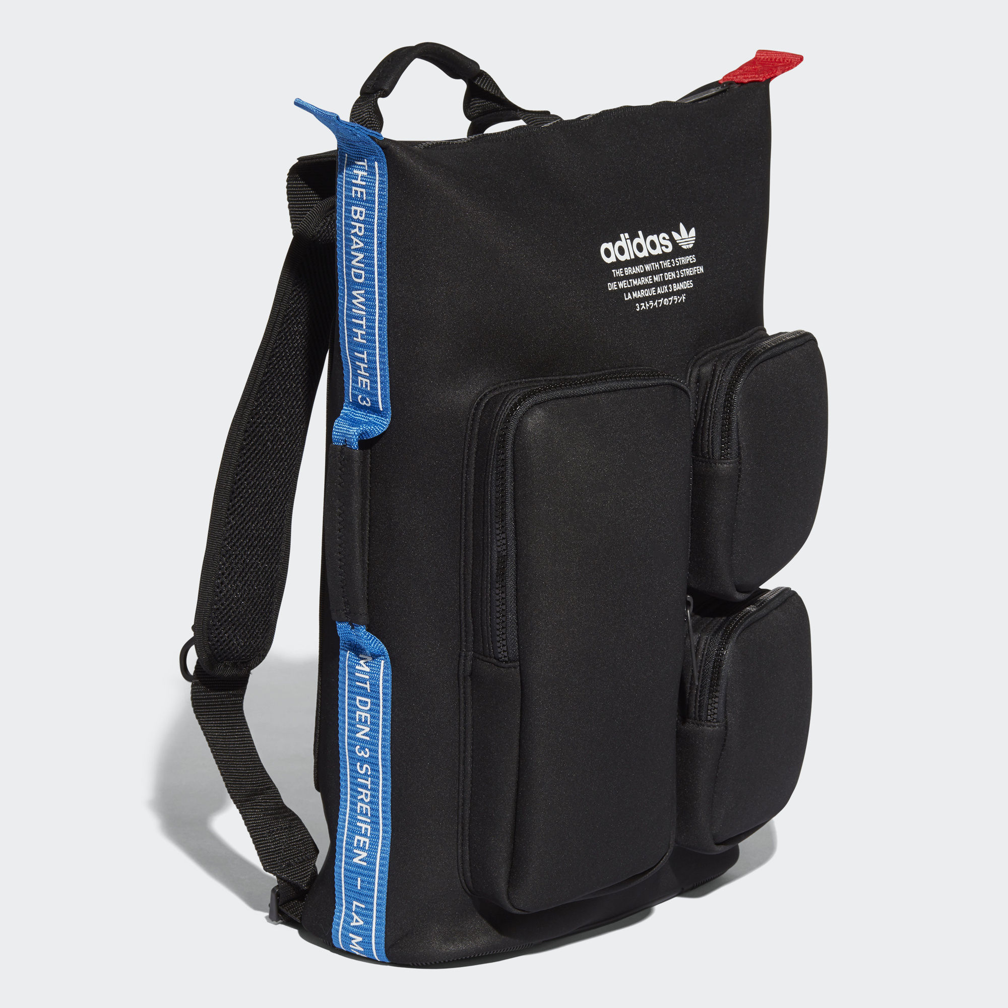Buy Adidas Unisex Backpack Classic Design All Match Casual Bag ... | 2000x2000
