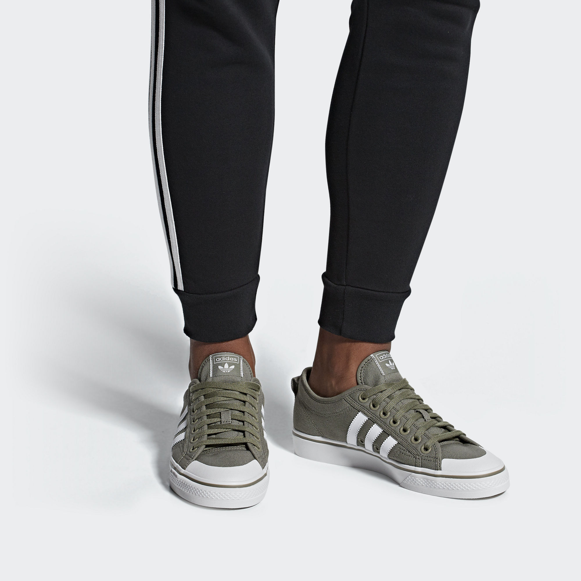 aae63938 Кроссовки Nizza CM8572 adidas Originals - Украина | ONETEAM.COM.UA