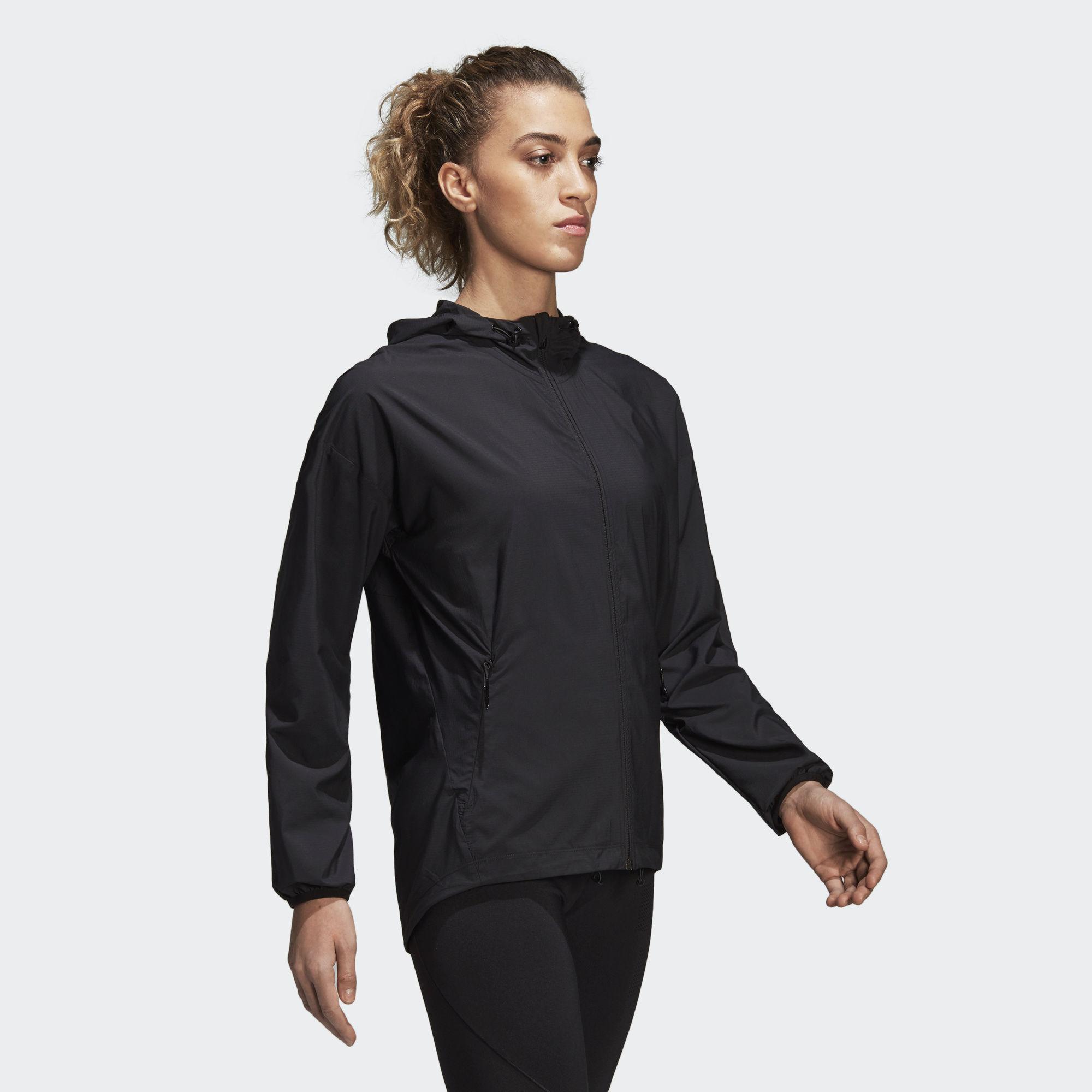 Куртка Woven CX5330 adidas Performance - Украина   ONETEAM.COM.UA bf753b9868b