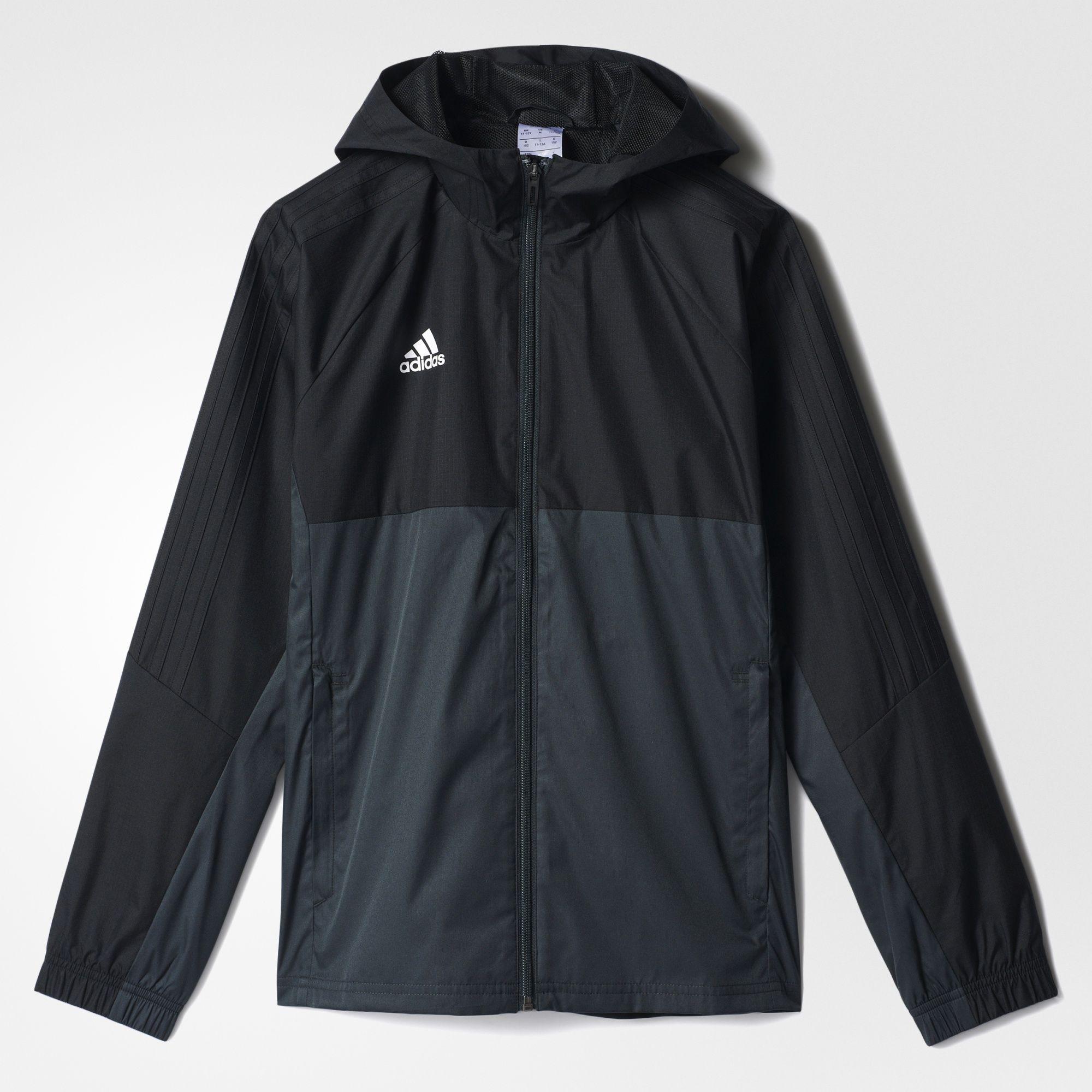 ffdf5ec7 Куртка Tiro17 Rain K AY2888 adidas Performance - Украина | ONETEAM ...