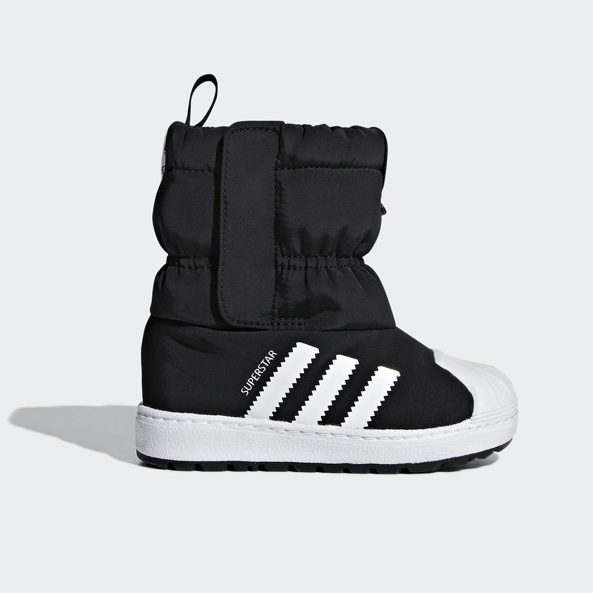 Зимние ботинки Superstar B22502 adidas Originals - Украина   ONETEAM.COM.UA 3b0ea47dd83