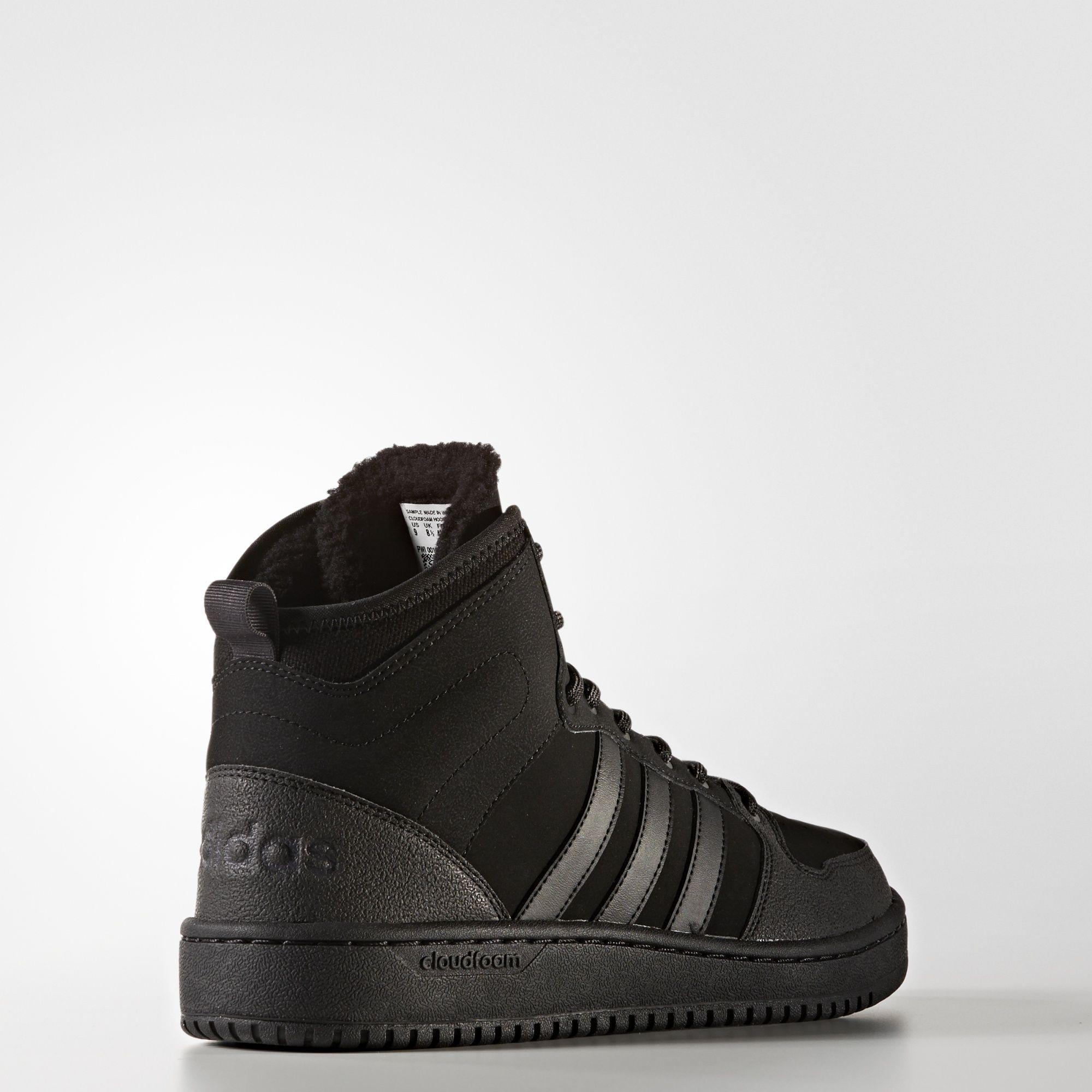 Faaqidaad : Adidas neo black cloudfoam