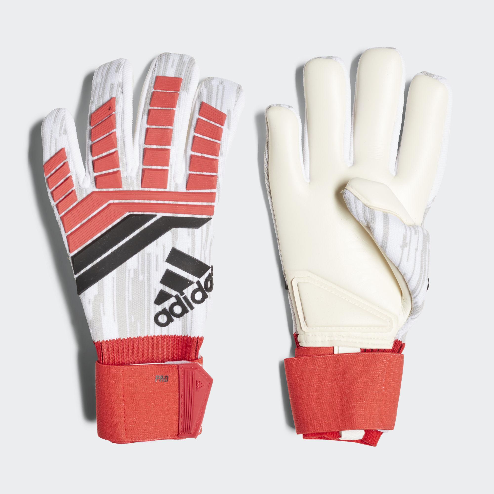 Вратарские перчатки Predator 18 Pro CF1352 adidas Performance - Украина  2970266f3551d