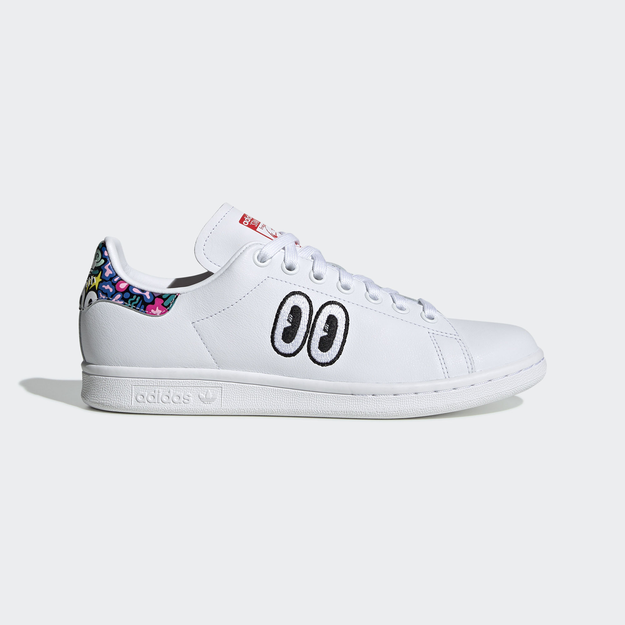 adidas stan smith with eyes