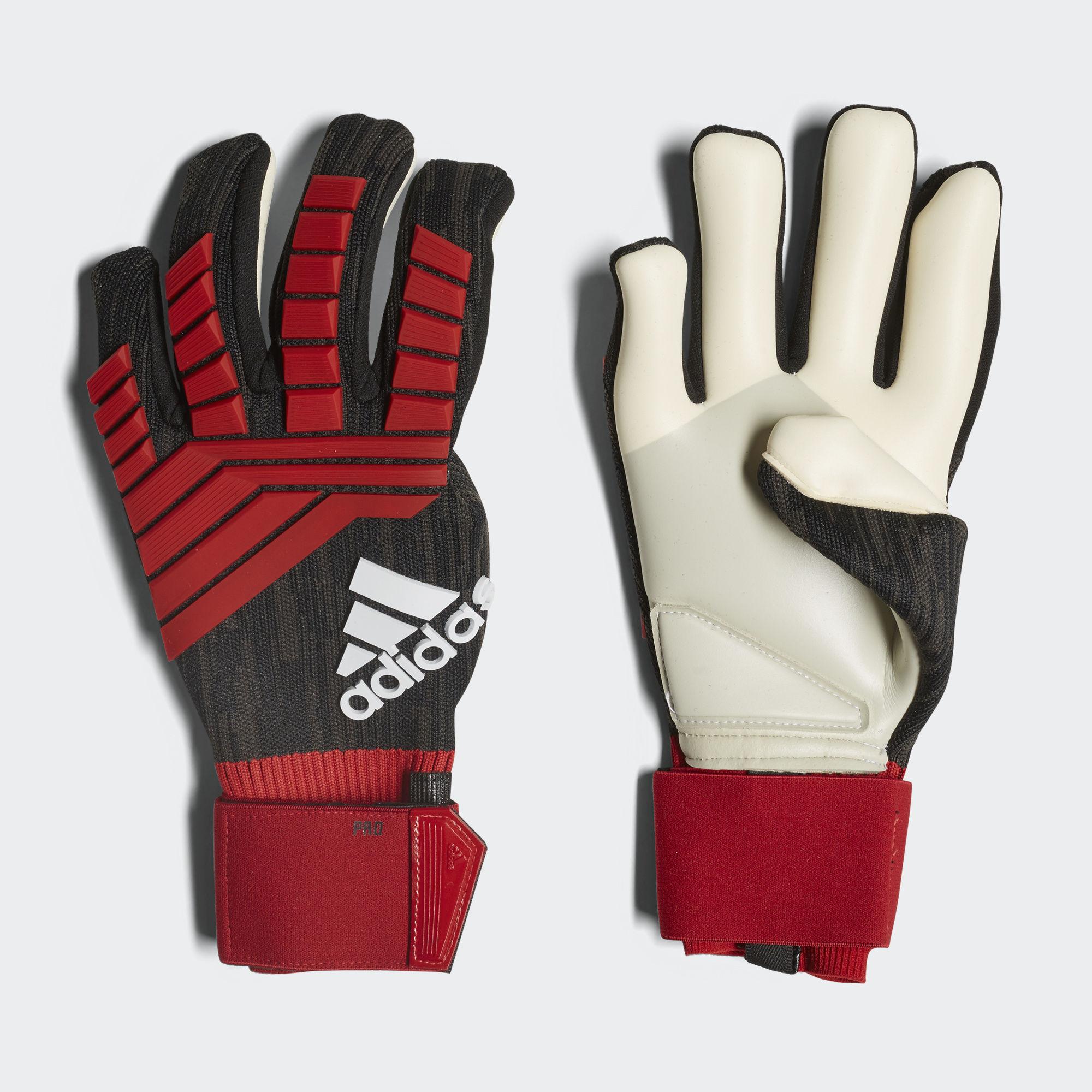 Вратарские перчатки Predator Pro CW5589 adidas Performance - Украина ... e57e589872fe3