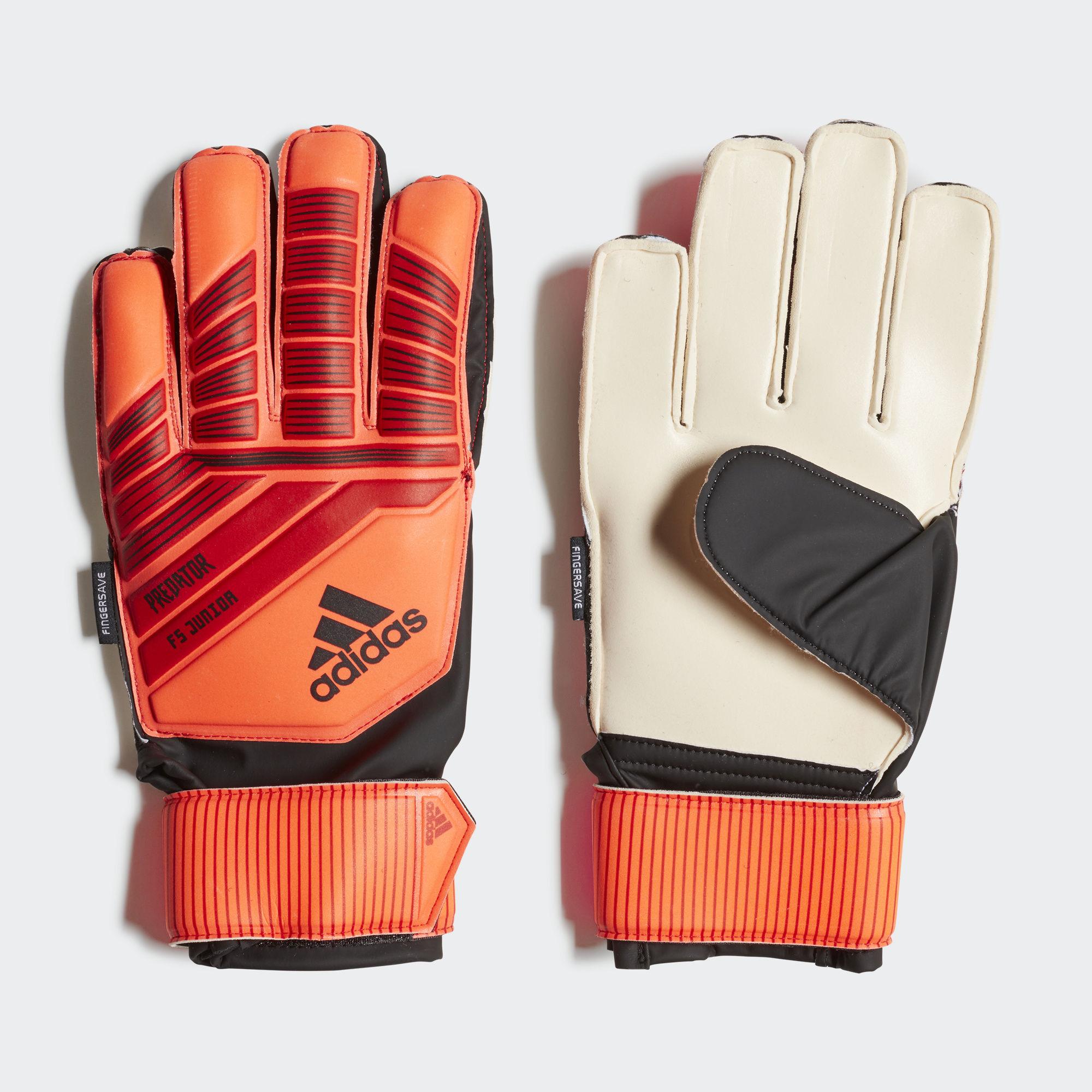 Вратарские перчатки Predator Top Training Fingersave DN8567 adidas  Performance - Украина  9c5921829b86c