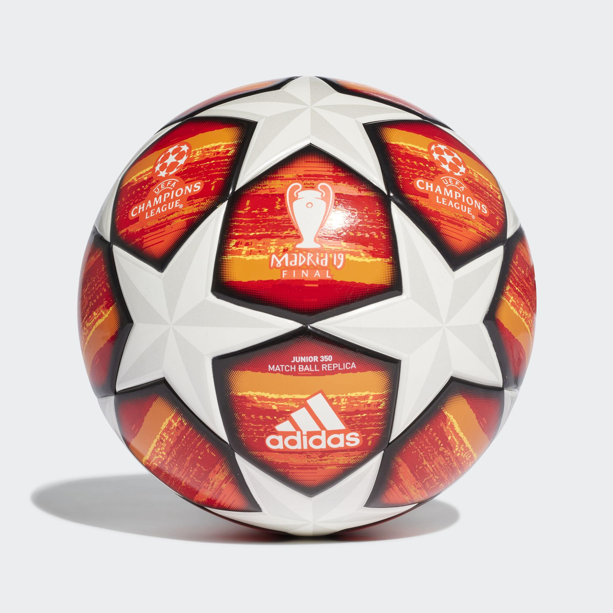 Футбольный мяч Лига чемпионов УЕФА Finale Madrid Junior 350 DN8681 adidas  Performance - Украина  3fb05d3fc577e