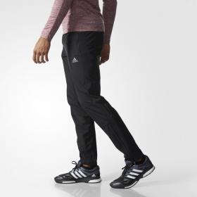 Брюки для бега Mens Supernova Gore Windstopper Adidas