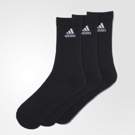 3 пары носков CREW HALF CUSIONED AA2298