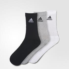 3 пары носков CREW HALF CUSIONED AA2299
