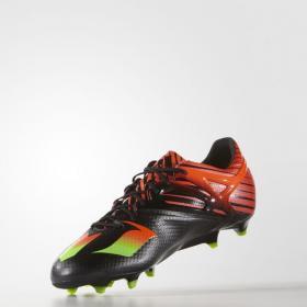 Футбольные бутсы для игры на твердых естественных и искусственных покрытиях adidas MESSI 15.3 FG/AG