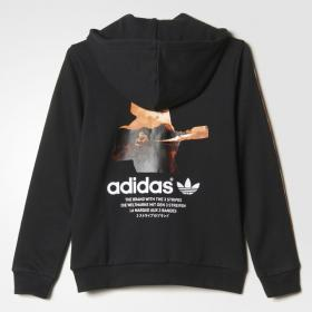 Джемпер Kids J Sw Hood Flame Adidas