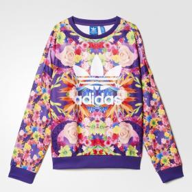 Джемпер Womens J Garden Crew Adidas