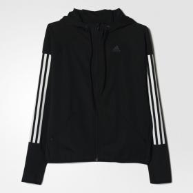 Толстовка GYM FZ HOODY Womens Adidas