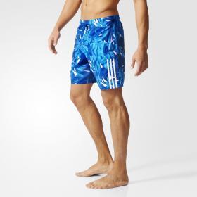 Пляжные шорты Flower M AJ5596