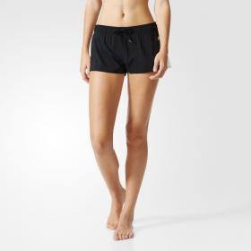 Пляжные Womens шорты Essentials 3-Stripes Adidas