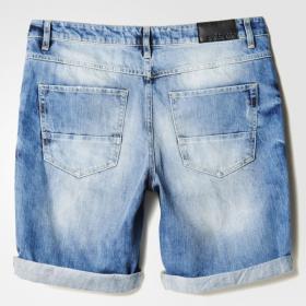 Шорты джинсовые Mens M Dnm Smmr Sht Adidas
