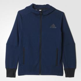 Худи Kids на молнии YB AA BLO FZ Adidas