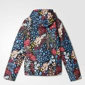 Куртка утепленная Womens Slim Jacket Aop Adidas