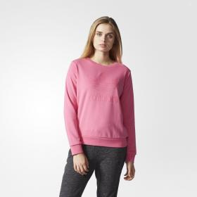 Trefoil Crew Sweatshirt WomenAY7927