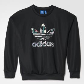Джемпер Womens Trf Sweatshirt Adidas