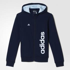 Толстовка Kids Yg Ess Lin Fz Adidas