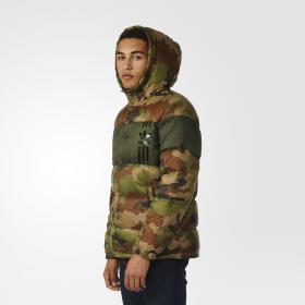 Куртка  ID96 DOWN CAMO M AY9157