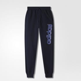 Брюки спортивные Mens утеплённые M Ce Lg Flc Tp Adidas