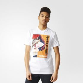 Футболка Mens 70s Catalog Tee Adidas