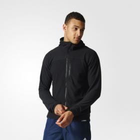 Худи флисовая мужская TRACRO HO FL Adidas