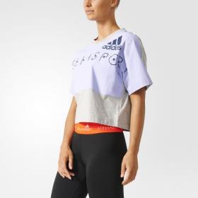 Укороченная футболка adidas STELLASPORT W AZ7777