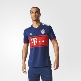 Выездная игровая футболка Бавария Мюнхен M AZ7937