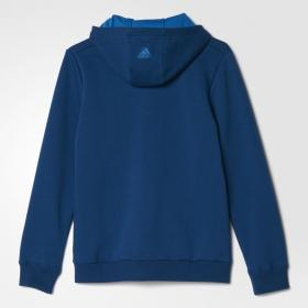 Толстовка YB ESS LIN FZBR Kids Adidas