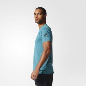 Футболка для бега мужская FREELIFT CHILL2 Adidas