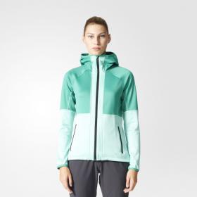 Флисовая толстовка женская W FLEX HO FLEEC Adidas