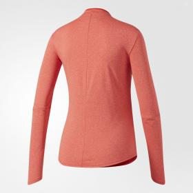 Реглан женский RS LS ZIP TEE W Adidas