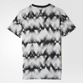 Детская футболка Adidas Performance Long X