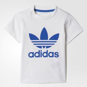 Комплект: футболка и шорты Trefoil K BJ9050