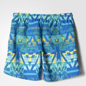 Плавательные шорты Allover Graphic K BJ9593