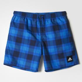 Пляжные шорты Checked Water K BJ9620