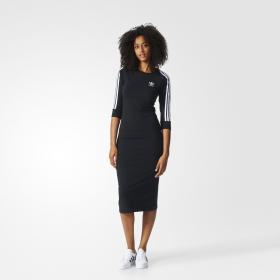 Платье 3-Stripes W BK0016