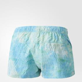 Пляжные шорты Allover Print W BK0070