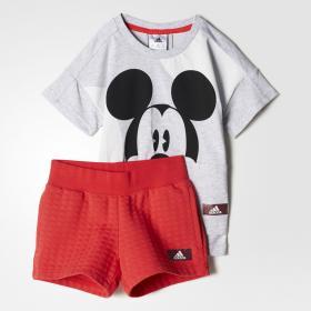 Комплект: футболка и шорты Mickey Mouse K BK1061