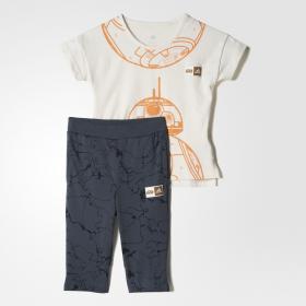 Комплект: футболка и брюки Star Wars Summer K BK1134