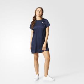 Платье-футболка Trefoil W BK2319