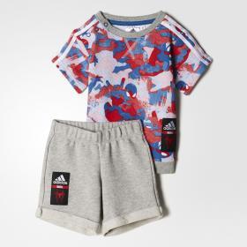 Комплект: футболка и шорты Spider-Man K BK2979