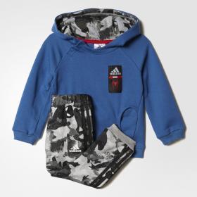 Комплект: толстовка и брюки Spider-Man K BK2981